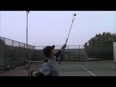 ▶ Modern Tennis Serve # 3 - YouTube