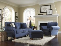 Simplicity Sofas -- Sofas, Sectionals and Sleepers Designed for Tight Spaces - family room - charlotte - by Simplicity Sofas