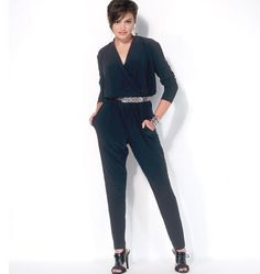 McCall's Ladies Sewing Pattern 7099 - Jumpsuit in 4 Lengths | Sewing | Patterns | Minerva Crafts