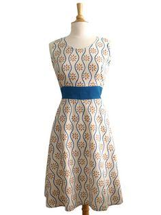 Dahlia dress-Mata Traders