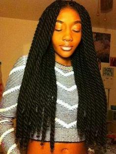 Wow those twists! http://blackhair.cc/1jSY2ux