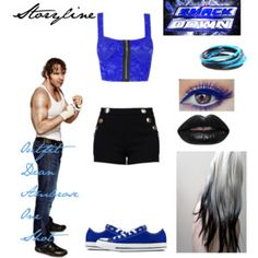 Dean Ambrose One Shot (3) Outfit