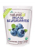 Freeze Dried Blueberries for Gourmet Fondant