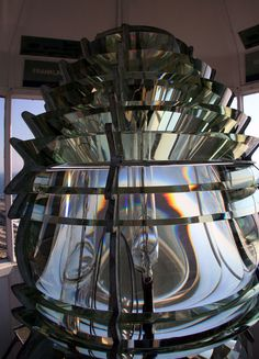 Fresnel Lens, Pemaquid Point light