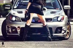 Hot Girl WRX STI   hot-subaru-girl-babe-sexy-legs-models-wrx-sti-brz-bum-zero2turbo+(9 ...