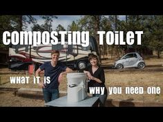 Composting Toilet - What it is and Why You Need One - YouTube