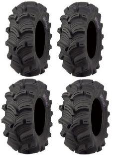 5. Kenda Executioner (6ply) 26x10-12 and 26x12-12 ATV Tires (Full set of 4) Quad, Atv Wheels, Best Atv, Alaska Fishing, Rims And Tires, Best Tyres, Atv Parts, Full Set, Tired