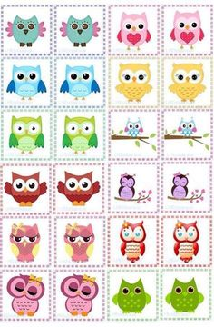 Corujas Owl Crafts, Diy Home Crafts, Owl Activities, Owl Theme Classroom, Teaching Posters, Decoupage Wood, Owl Cartoon, Borders For Paper, School Themes
