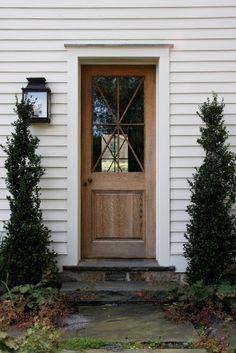 Studio McGee Sunday 7. Front door