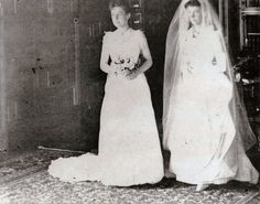 Garfield family wedding (James A Garfield Historic Site in Mentor, OH)