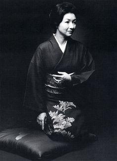 高峰秀子 Hideko Takamine, Mikio Naruse's leading actress