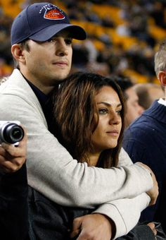 Ashton Kutcher and Mila Kunis Reveal Daughter's Name! Plus, They Share a Baby Photo (Kind Of)