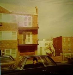 A blurry picture of Anthony Senter in Brooklyn during the '70s. I don´t know the exact location but if you do please leave a comment!