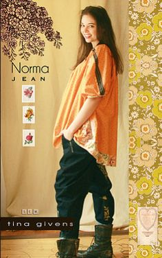 Norma Jean & Top pattern sizes up to plus size Plus Size Sewing Patterns, Clothing Patterns, Shirt Patterns, Women's Clothing, Sewing Clothes, Diy Clothes, Comfy Clothes, Norma Jean, Plus Size Womens Clothing