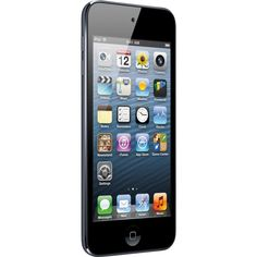 Apple iPod touch 64GB Black (5th Generation) NEWEST MODEL  Price:	$379.00