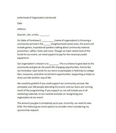 Free Sponsorship Letter 31 Offer Letter Templates  Free Word Pdf Format Download  Free .