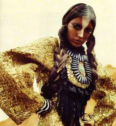 elegant tribal
