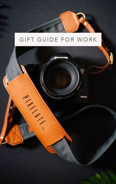 Gifts for Employees and Clients Leather Camera Strap, Camera Straps, Employee Gifts, Gifts For Photographers, Leather Gifts, Personalized Products, Business Logo, Gift Guide, Holiday Gifts