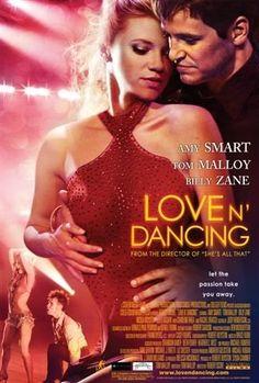 Ask ve Dans - Love Dancing - 2009 - BRRip Film Afis Movie Poster