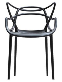 Jacobsen, Eames, Saarinen   The Shapes Of Their Most Famous Chairs Are  Combined To