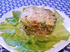 Rýžový nákyp se zeleninou