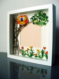 23 Easy Paper Quilling Ideas For Kids Quilling Dolls, Arte Quilling, Quilling Work, Quilling Animals, Quilling Craft, Quilling Photo Frames, Quilling Images, Paper Quilling Designs, Quilling Patterns