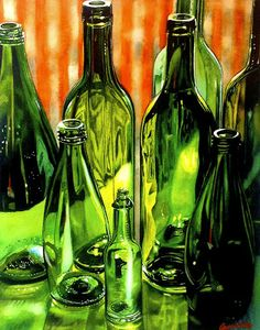 Carrie's Creations--Love all of Carrie Waller's glass watercolors.