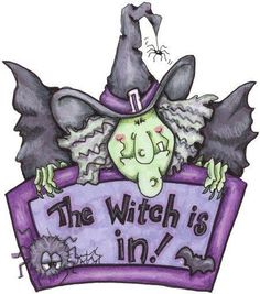 Awesome witch, need a sign like this Halloween Rocks, Halloween Art, Holidays Halloween, Halloween Themes, Vintage Halloween, Happy Halloween, Halloween Decorations, Halloween Witches, Halloween Painting