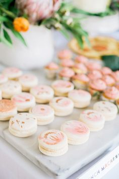 Photography, Styling & Floral Design : Leeves & Berries Read More on SMP: http://www.stylemepretty.com/living/2016/11/03/a-modern-floral-baby-shower/