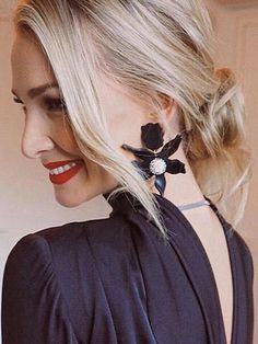 Tiny Stud Earrings, Rhinestone Earrings, Flower Earrings, Crystal Rhinestone, Statement Earrings, Resin Flowers, Silver Flowers, Tourmaline Earrings, Birthstone Jewelry