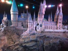 Warner Brothers Studio Tour of Harry Potter Harry Potter Experience, Warner Brothers Studio Tour, Harry Potter Studios, Hogwarts, Barcelona Cathedral, Castle, Tours, London, World