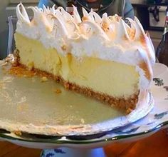 south african style lemon meringue pie #AfricanStyle