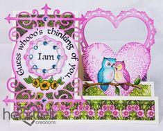 Heartfelt Creations | Owls Thinking Of You