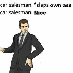 Post with 2806 votes and 112252 views. Tagged with funny, comic, memes, depression, dump; End of Year Dump Stupid Memes, Dankest Memes, Funny Memes, Bad Memes, Car Salesman Memes, Reaction Pictures, Funny Pictures, Car Sales Man, Quality Memes