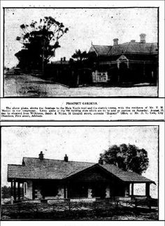 The Mail (Adelaide, SA : 1912 - 1954), Saturday 28 July 1917, page 10, Above Main North Road, Prospect Gardens