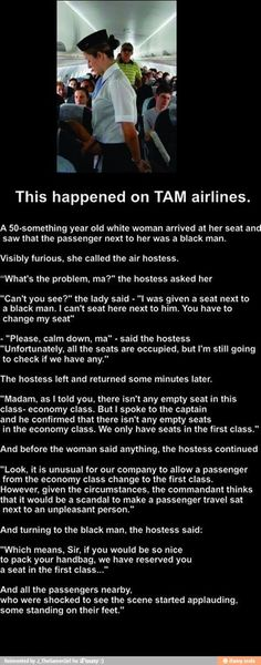 Faith inhumanity restored by flight employees and the other passengers!