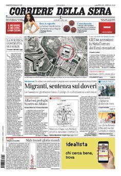 Corriere della Sera // 16/05/2017 //