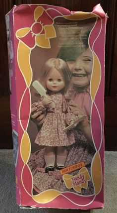 1960s Boxed Handy Mandy Doll With Original Brush Lesney Matchbox | eBay