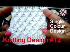 Knitting Pattern for Gents Sweater - YouTube