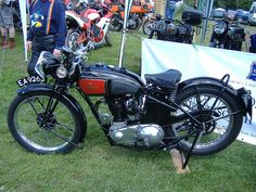 Excelsior Motorcycle