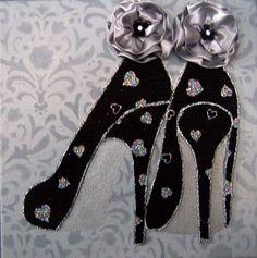 High Heel Shoe Room Decorations