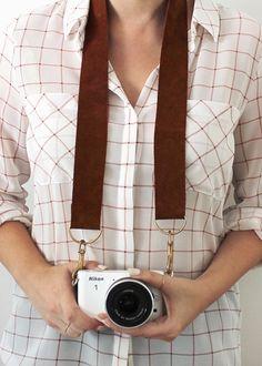 Purse strap camera 20 DIY camera strap projects