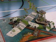 Diorama - 1:72 Historia Sion 2007 Scale Models, Diorama, Spaceship, Historia, Space Ship, Spacecraft, Scale Model, Dioramas, Craft Space