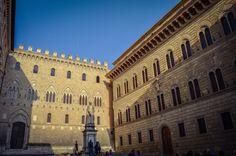 Palacio Salimbeni (Siena - Italy)