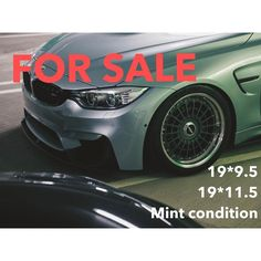 Im selling my 19 @Rotiform LASR LIKE-NEW condition 199.5 1911.5 Textured Gunmetal face with polished lip Perfect fitment for F8x M2 M3 M4  DM ME YOUR OFFER#wheelsforsale #m3wheelsforsale #m4wheelsforsale #m2wheelsforsale