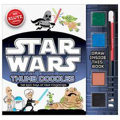 Buy Star Wars Thumb Doodles Online at johnlewis.com