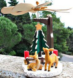 La Città di Carta: Decorazioni natalizi V - Weih nachts dekor V