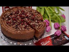Cheesecake cu ciocolata, fara coacere. Cum se pregateste cheesecake cu ciocolata, la rece. Cel mai bun cheesecake cu ciocolata. Concurs Poiana.