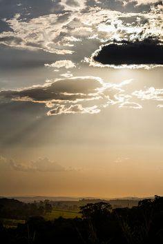 Invented Sky/ Céu inventado- Estrada da Cachoeirinha