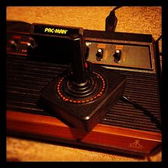 Wow, I spent a lot of time on an Atari as a kid!>>still have mine at my mama's house!